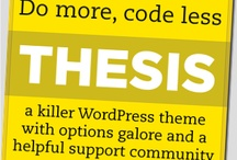 WordPress Themes / My collection of WordPress themes. #WordPress #WordPressthemes / by Harsh Agrawal