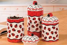 Canisters / by Barbara Bean