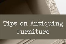 Antique or Gentley Used Furniture / Love antiques!!! / by Pam Michna