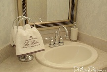 Bathrooms / by DIYbyDesign