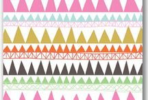 Patterns / by Mary Samples