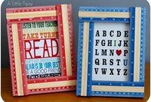 Teacher Gifts & Teacher Appreciation Week / by Lori Z. @ mudpiestudio.blogspot.com