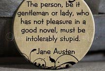 Jane Austen and the Regency / by Susanna Delon