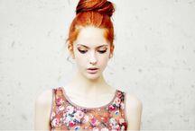 Hair, / by Rebecca Puckett