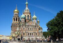 RUSSIA / by Tracy Bakken