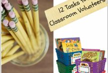 Managing Parent Volunteers / Parents are a great resource for your classroom or school, but it's important keep their energy channeled and moving in the right direction. / by Portable Dividers & Art Displays