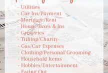 Frugal Finances / by Kristina Reynolds-Haney