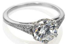 Rings I like / by Jennifer Robinson