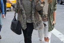 Fashion Forward: Street Chic / Fashion / by Elizabeth Bennett