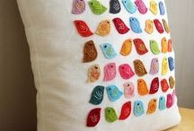 Handmade :: Pillows / by Creating at Home