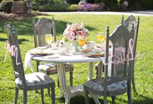 Tea Party / by <<<<Rachelle Jones>>>>