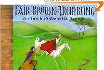 Books - Cinderella stories / by Mrs. RM  (Rodriguez-Martinez)