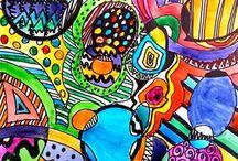 Art: Sub Plans / by Hollyn Thompson