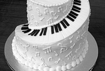 Cake ideas / by April Fryar