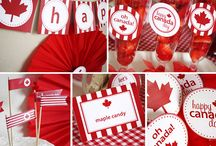 Oh Canada! / Nothing inspires us quite like red and white. / by Vancouver Foodie Tours