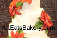 """Wedding Cakes / by """"The Wedding Lady"""" - Danielle Baker- Officiant & Minister"""
