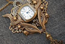 Elegant Vintage Accessories / beautiful fashion extras / by Andrea McParland