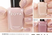 Zoya Naturel Nail Polish Collection for 2014 / The Zoya Nail Polish Naturel collection masters delicate tone on tone color with six new, full-coverage (opaque) neutral nudes with a pink undertone. / by Zoya Nail Polish