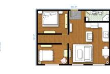 Apartment Floor Plan / Future plans. Business. / by Maria Victoria Perez-Ausa