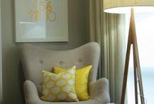 Reading Chair / by Raquel Stimamiglio Sachet