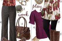 Plus sized fashion / by Michelle O'Neil