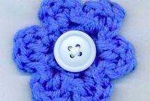 Knit & Crochet / by Rosie Brown