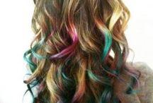hair chiz / by Bailey Farrell