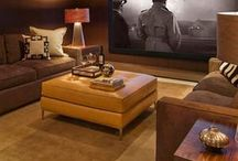 media room / by Angie Williams