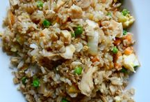 Asian Meals / by Regina Garry Smith