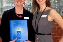 RIC Centre Incubator / We would like to congratulate the RIC Centre on the success of their Annual General Meeting and look forward to working with the RIC team in the future. / by Blade Branding