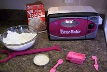 Easy Bake Oven recipes / by Valerie Sullins