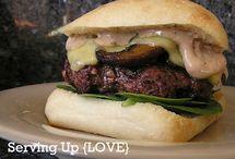 Burgers & Sandwiches / by Erin Plut