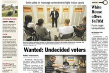 Aug. 18, 2012 front page.  / by St. Cloud Times newspaper/online