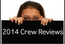 Reviews from the 2014 Crew / by Schoolhouse Review Crew