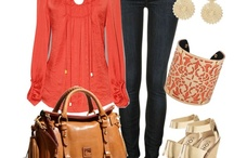 Outfits I Wish I Fit In  / by Kerri Anderson