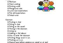 First Grade Beginning of Year / by Kaylea Kaaihili