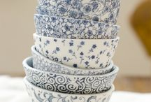 Inspiration porcelaine / by Armelle Stampa