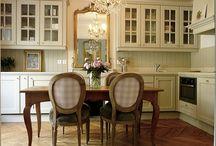 KITCHENS / kitchen / by Kathy Sue Perdue (Good Life Of Design)