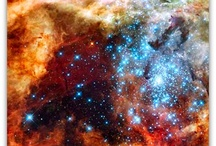 Our Universe and Beyond / by Julieta Rossi Pedrosa