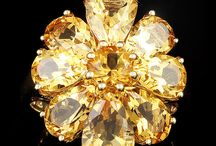 Orange Citrines! / by The Castle Jewelry Discounters of Diamonds and Fine Jewelry