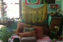 Bohemian home ideas / by Taylor Vick