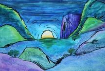 Elementary Art Education / by Elizabeth Campbell