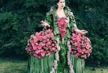 Flower Fashion / by National Home Gardening Club