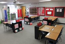 Classrooms / by Stephanie Janes