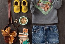 Kids Clothes / by Rachel Hrinko
