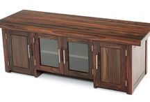 Solid Wood Furniture / by Woodland Creek Furniture
