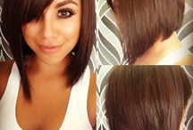 Hair for Shelby / by Stephanie Oxiles