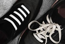 S3 | Shoelace Styling System | By AEGLO.com / Laces Out, S-Cube In!  Introducing the latest shoelace styling system, which allow you to turn your shoes into a slip-on instantly. Tying a bow with traditional shoelaces on your shoes are unattractive and the knots could get loose then it becomes clumsy.  In some cases for children or elderly, it could cause accident such as tripping.   Toss out your old shoelaces and turn your kicks into a new pair of trendy, fashionable and comfortable footwear using S-Cube's unique and simple lacing system.  / by AEGLO Brand