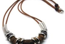 crafted jewelry / Ideas to try. / by Marie Dissmore