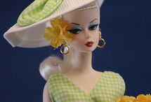 in a vintage Barbie world... / by Mary Beth Burrell